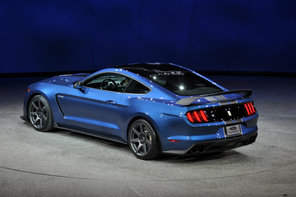 Ford Shelby Gt350r Interior >> 2016 Ford Shelby Mustang Gt350r 2015 Detroit Auto Show | Car Interior Design
