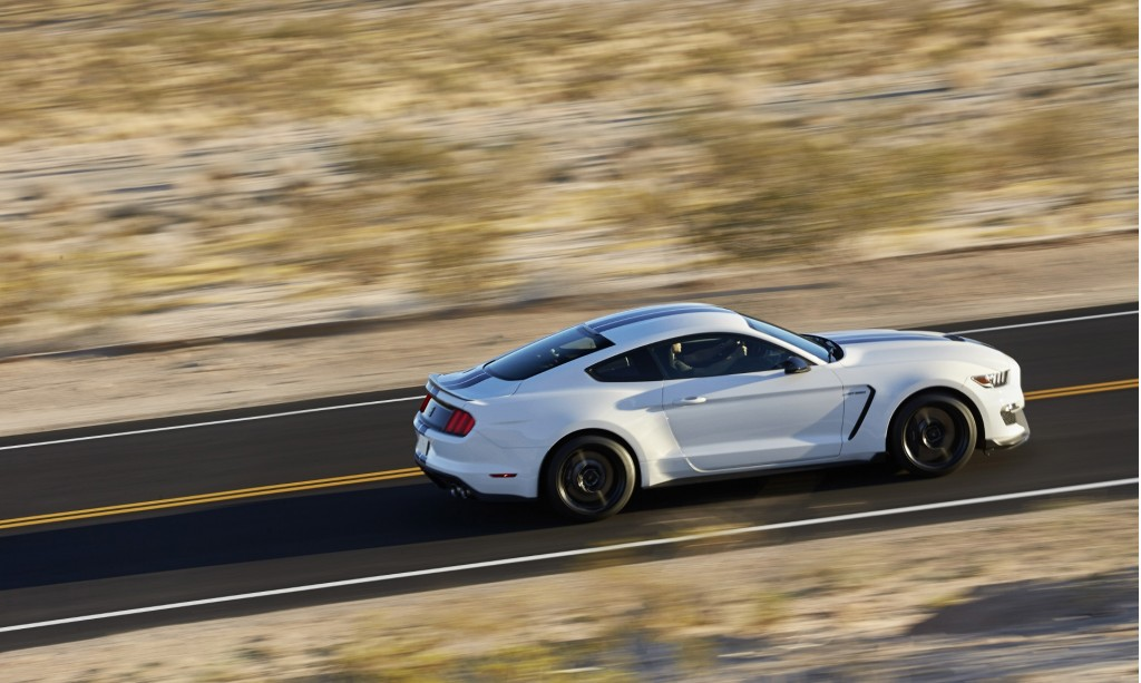 Ford Focus Buyback >> Image: 2016 Ford Shelby GT350 Mustang, size: 1024 x 613, type: gif, posted on: July 29, 2015, 7 ...