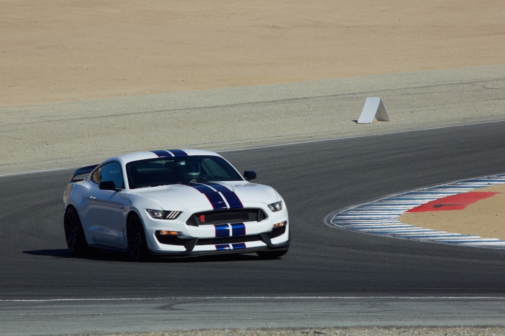 ... Ford Shelby GT350 Vs. Chevy Camaro SS: Video Throwdown 2016 Ford