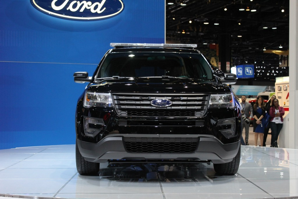 2015 Ford Explorer Police Interceptor Accessories | Autos Post