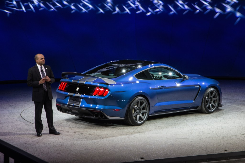 2016 Ford Mustang Shelby Gt350r 2015 Detroit Auto Show Youtube | 2016 ...