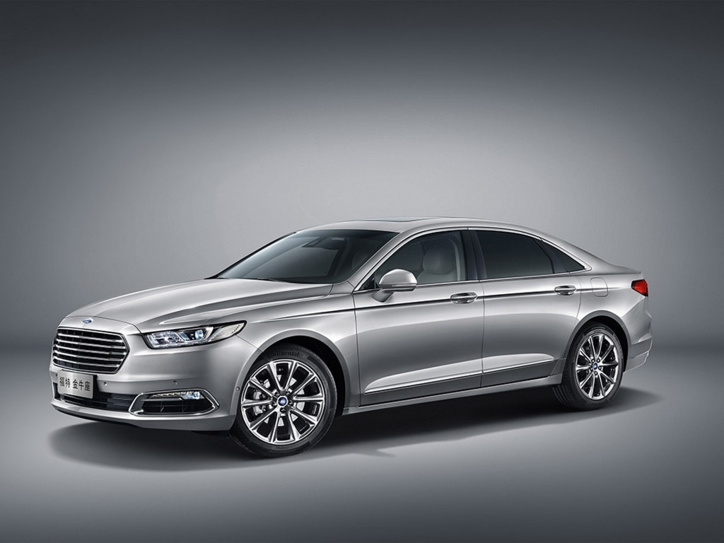 2016 ford taurus revealed ahead of 2015 shanghai auto show. Black Bedroom Furniture Sets. Home Design Ideas