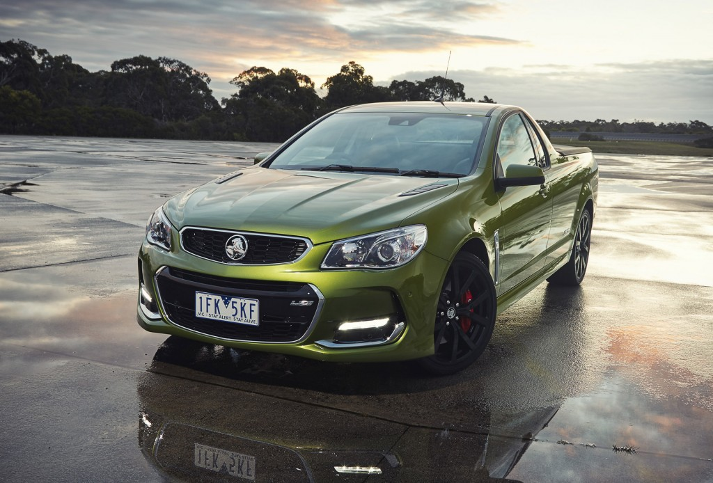 2016 Holden Commodore Revealed, May Preview Updates For The Chevy SS