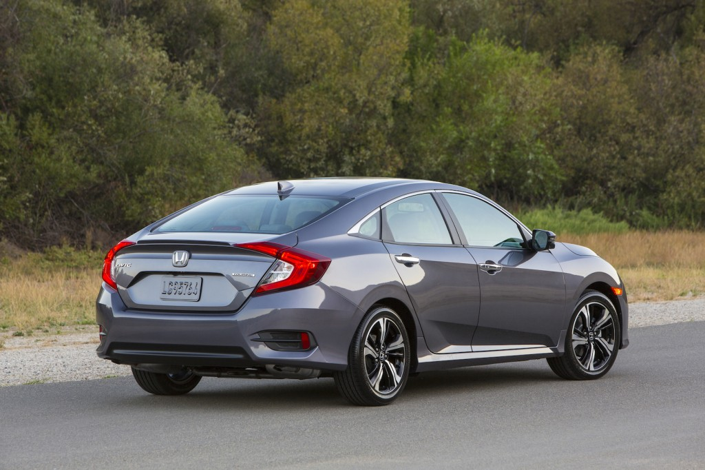 2016 honda civic first drive for 2016 honda civic ex t review