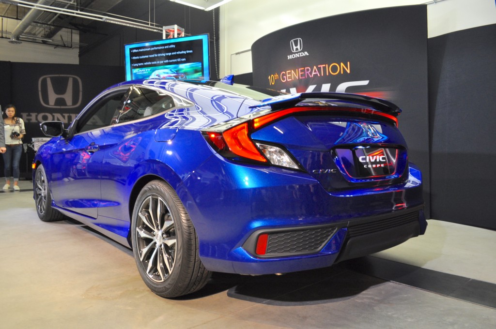 10th Generation Civic Exclusive Pakistan Launch - 2016 honda civic sdn 100533755 l