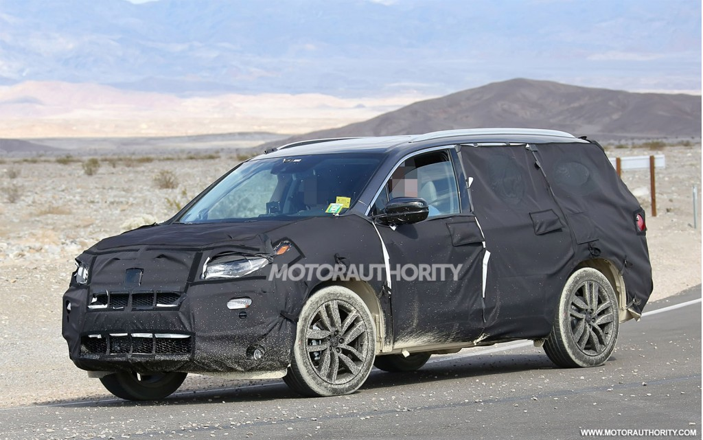 Updated Acura Rdx And All New Honda Pilot Confirmed For