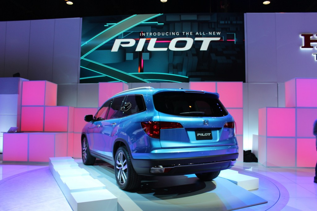 Car lease calculator honda pilot