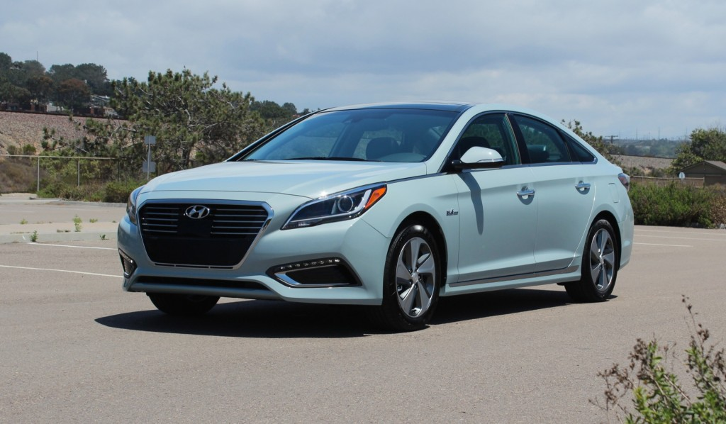 2016 Hyundai Sonata Hybrid And PlugIn Hybrid First Drive Page 3