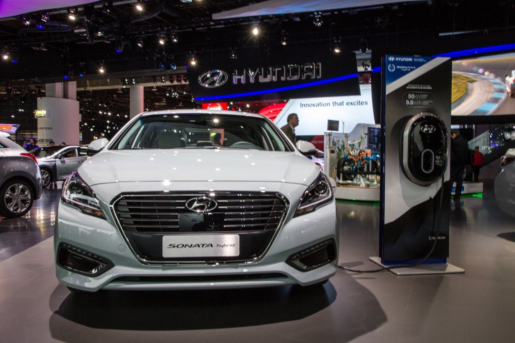 2016 hyundai sonata hybrid amp plug in hybrid debut at 2015