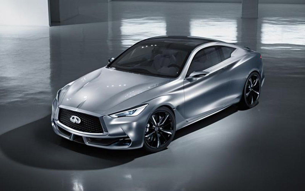 2015 Infiniti Q60 Convertible >> 2017 Infiniti Q60 Concept Revealed Ahead Of Detroit Debut--New Photos