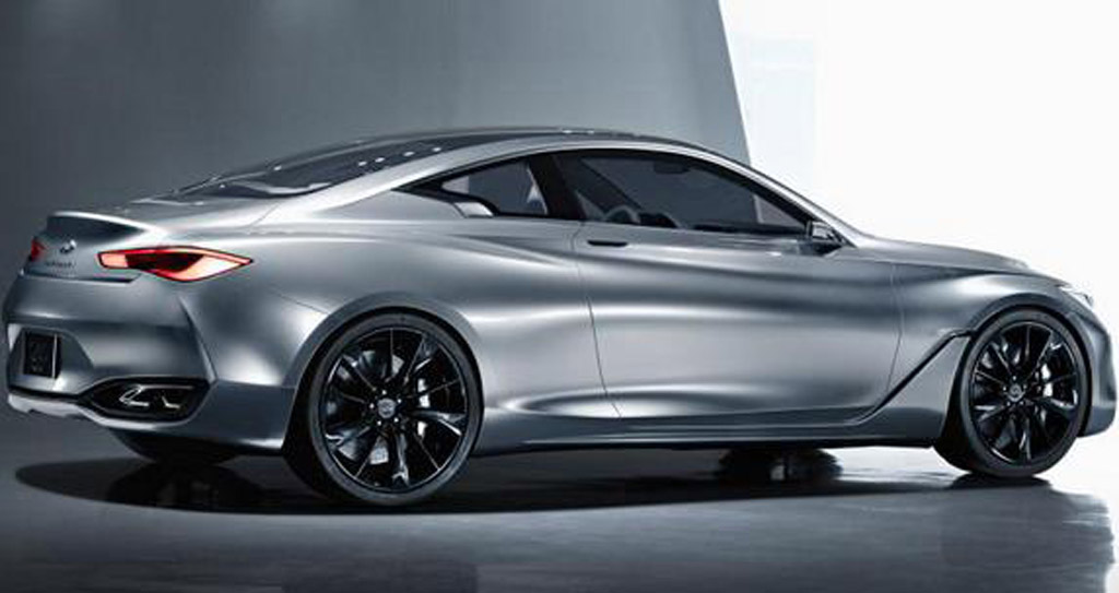 2017 Infiniti Q60 Concept Revealed Ahead Of Detroit Debut--New Photos