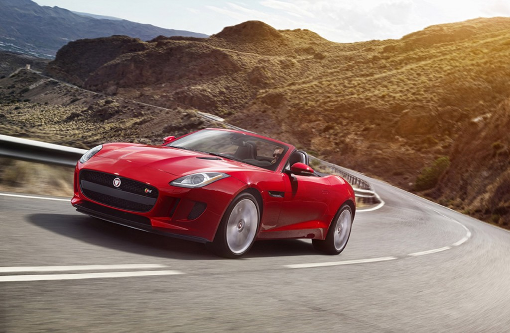 2016 jaguar f type electric power steering is better says chief. Black Bedroom Furniture Sets. Home Design Ideas