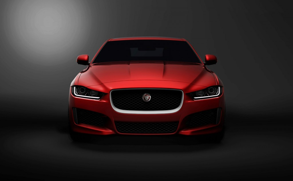 2016 jaguar xe teaser. Black Bedroom Furniture Sets. Home Design Ideas