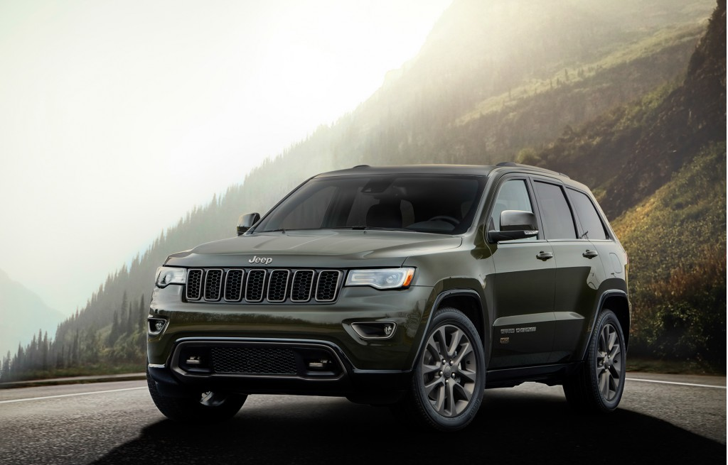 image 2016 jeep grand cherokee 75th anniversary edition size 1024 x 655 type gif posted on. Black Bedroom Furniture Sets. Home Design Ideas