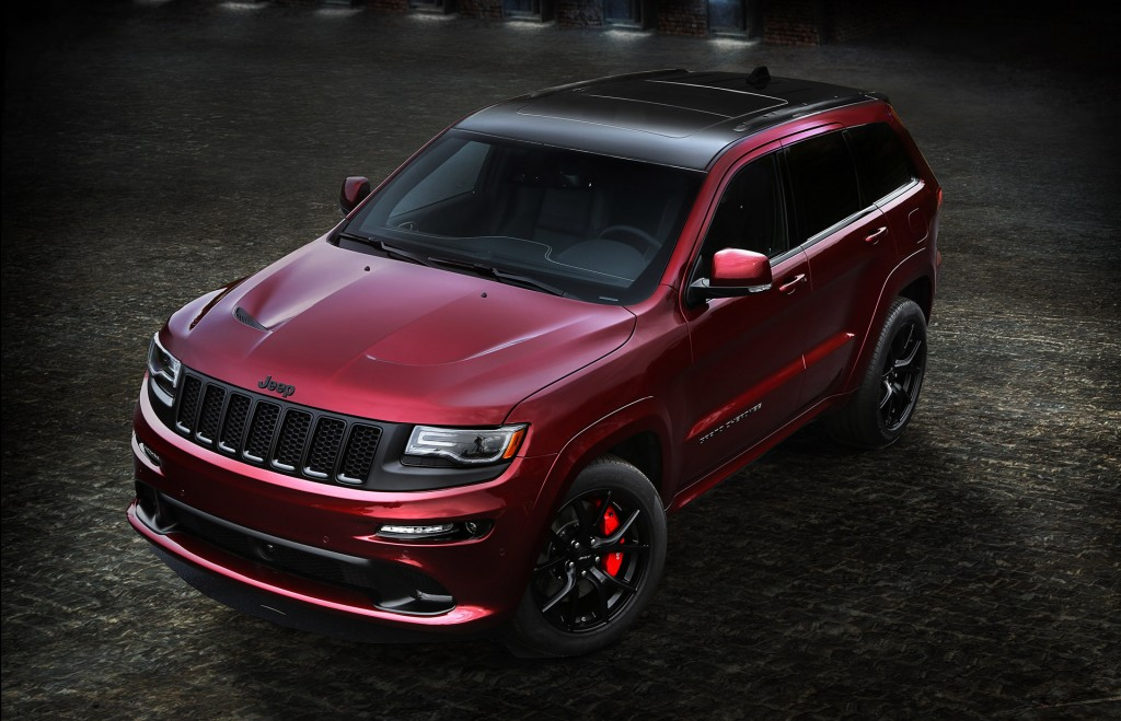 New Image 2016 Jeep Grand Cherokee SRT Night Size 1024 X