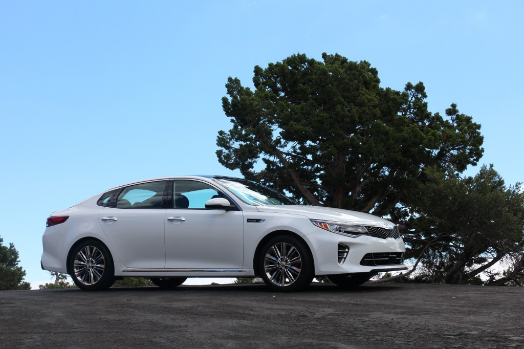 New 2016 Kia Optima Nevada Test Drive Sep 2015