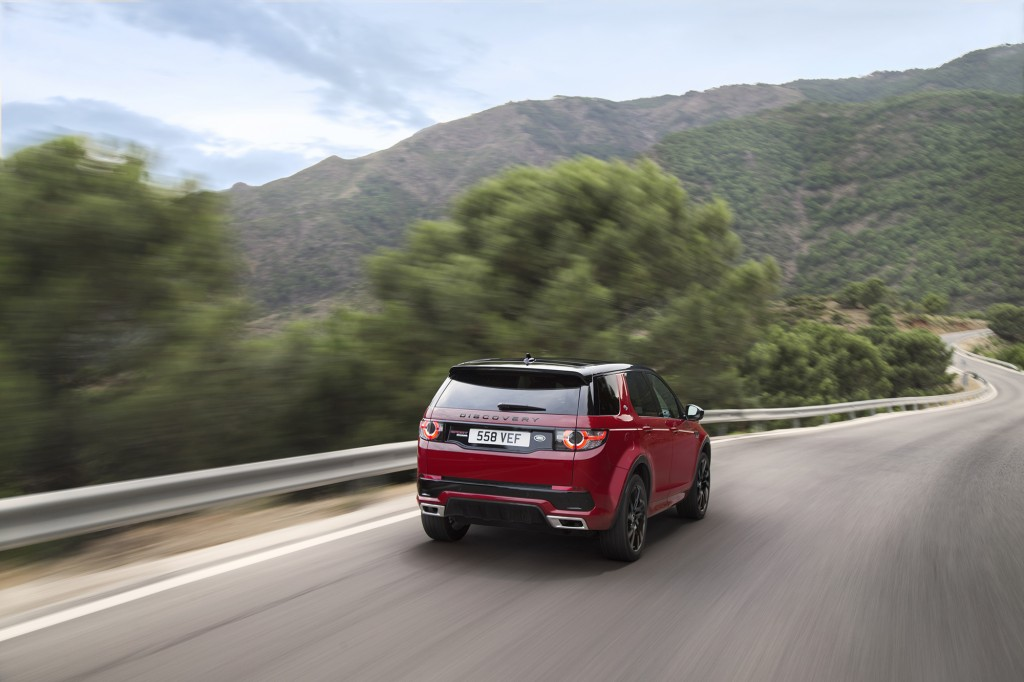 2017 Land Rover Discovery Sport Hse Lux >> 2016 Land Rover Discovery Sport HSE Dynamic Lux