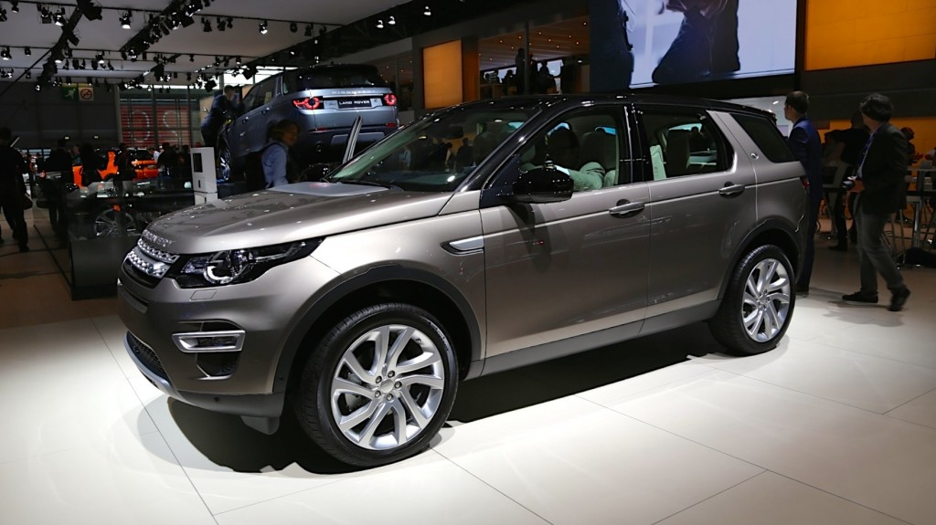 2015 land rover discovery sport. Black Bedroom Furniture Sets. Home Design Ideas