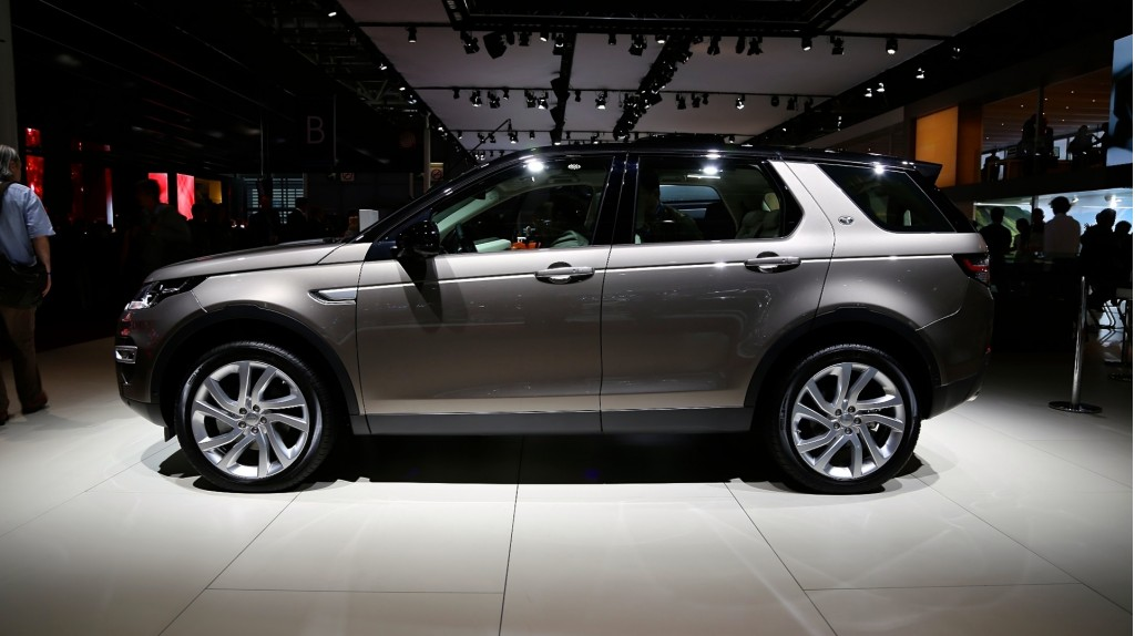 Wonderful 2015 Land Rover Discovery Sport