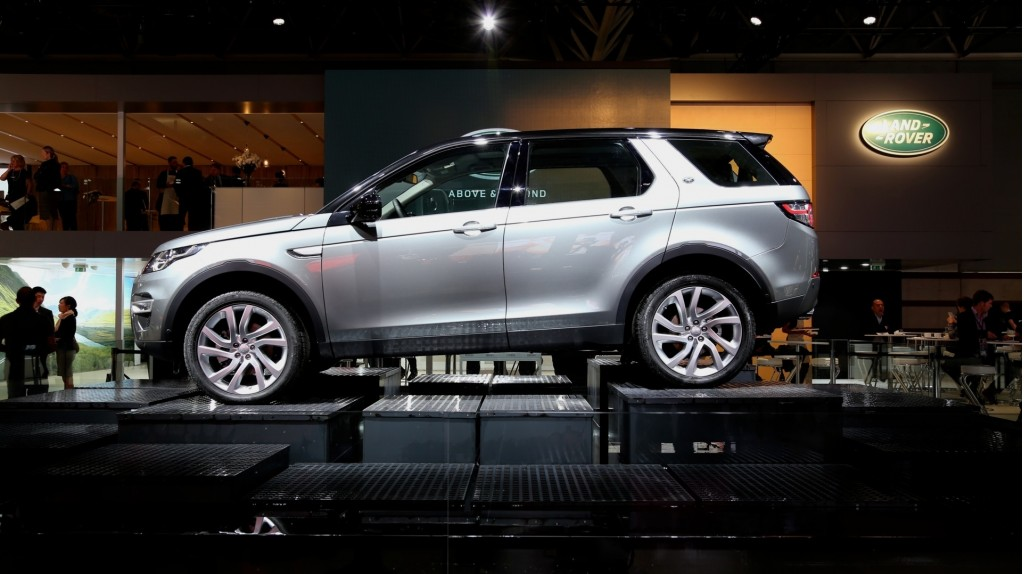 Cool 2015 Land Rover Discovery Sport