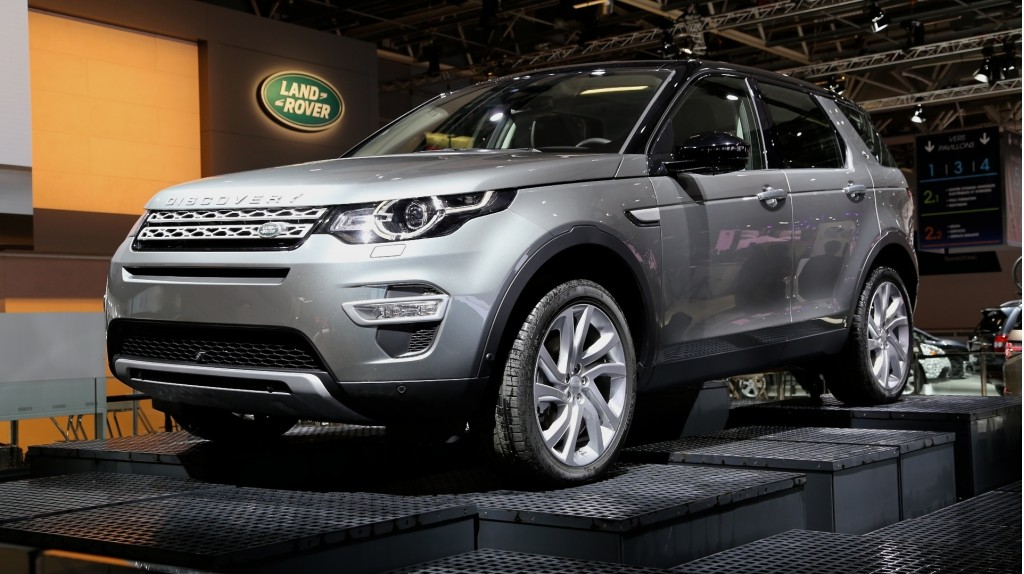 Brilliant 2015 Land Rover Discovery Sport
