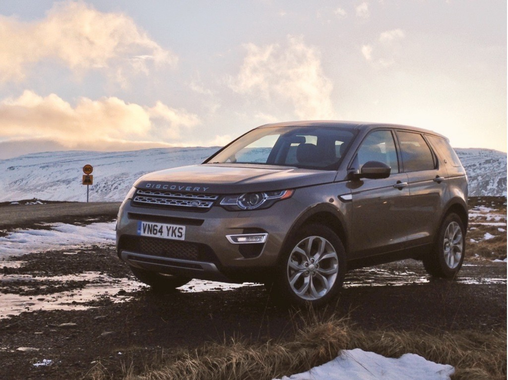 2016 land rover discovery sport first drive. Black Bedroom Furniture Sets. Home Design Ideas