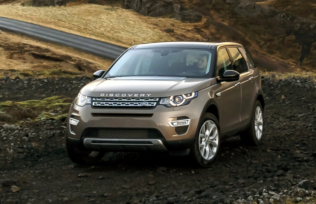 2016 land rover discovery sport. Black Bedroom Furniture Sets. Home Design Ideas