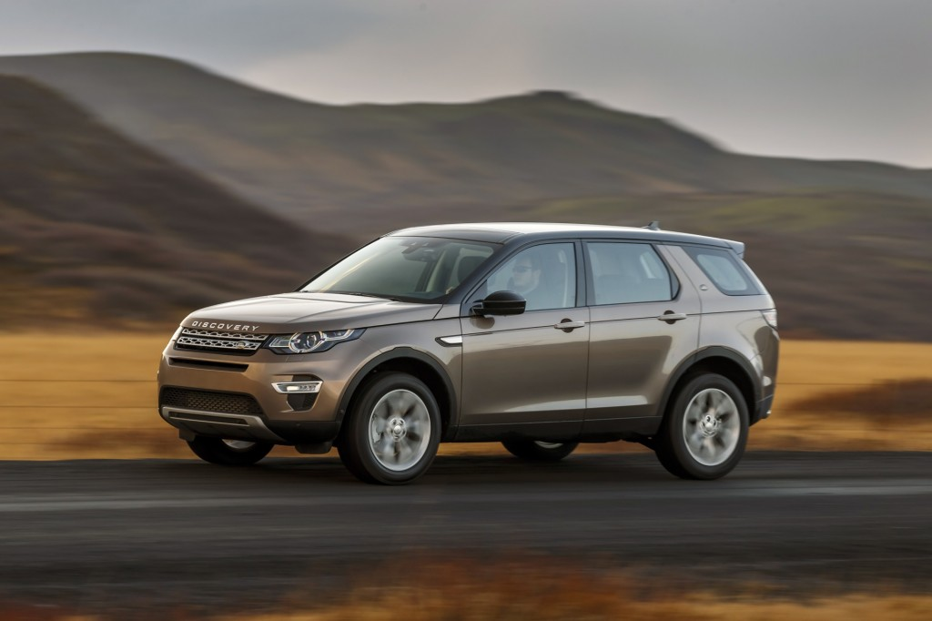 2016 land rover discovery sport first drive page 3. Black Bedroom Furniture Sets. Home Design Ideas