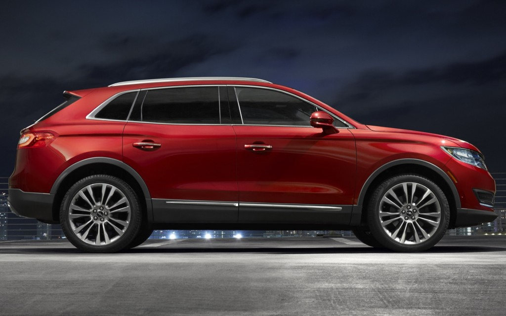 2016 lincoln mkx debuts at 2015 detroit auto show. Black Bedroom Furniture Sets. Home Design Ideas
