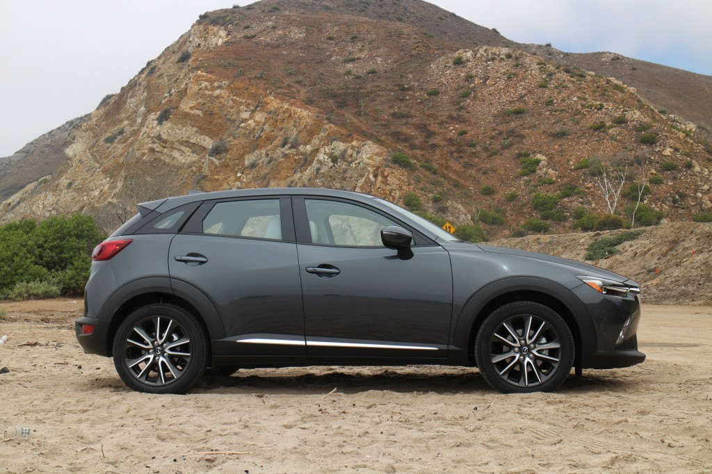 2016 mazda cx 3 malibu california july 2015. Black Bedroom Furniture Sets. Home Design Ideas