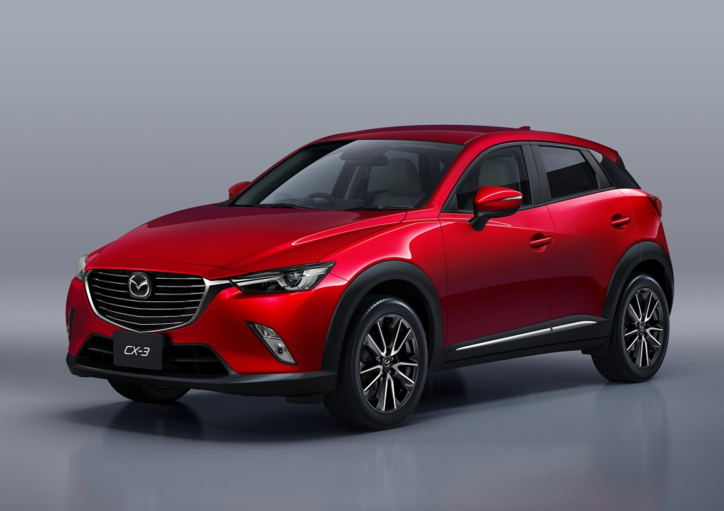 2016 mazda cx 3 pictures photos gallery motorauthority. Black Bedroom Furniture Sets. Home Design Ideas