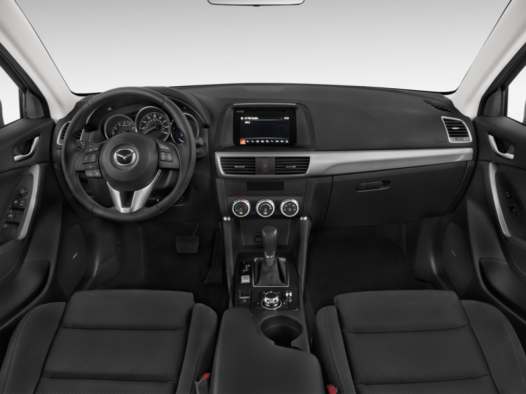 2016 Mazda CX-5 FWD 4-door Auto Grand Touring Dashboard
