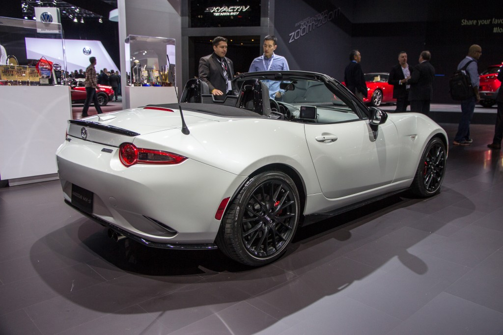 Ordering A 2016 Mx5 | Autos Post