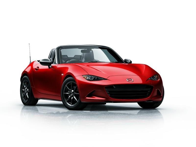 2016 mazda mx 5 miata unveiled live photos video. Black Bedroom Furniture Sets. Home Design Ideas
