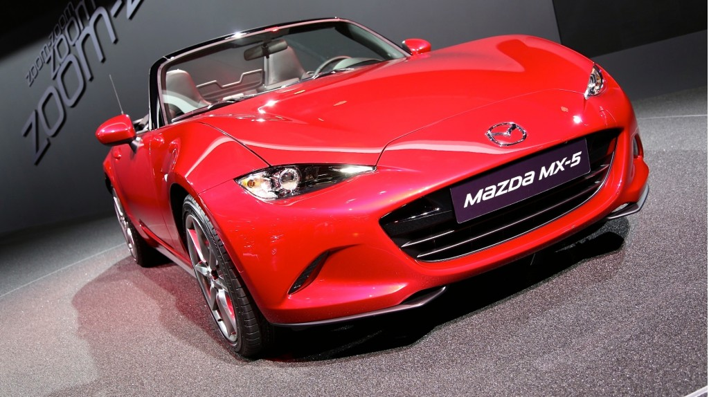 Unique Open Your Wallets This Is How Much The 2016 Mazda MX5 Costs