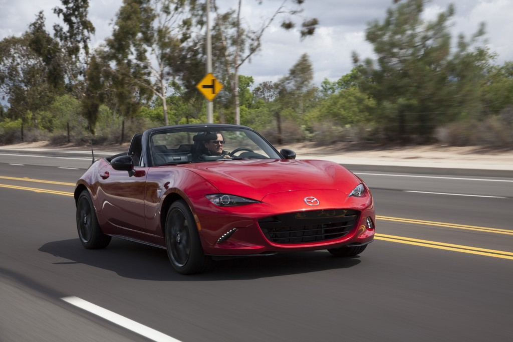 Excellent 2016 Mazda MX5 Miata Short Takes From Our Editors