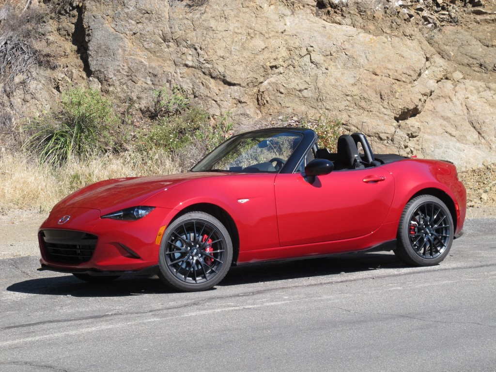 2016 mazda mx 5 miata short takes from our editors page 3. Black Bedroom Furniture Sets. Home Design Ideas
