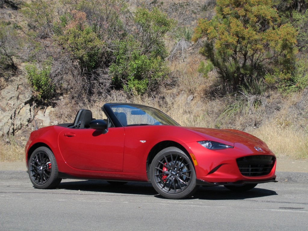 Luxury 2016 Mazda MX5 Miata