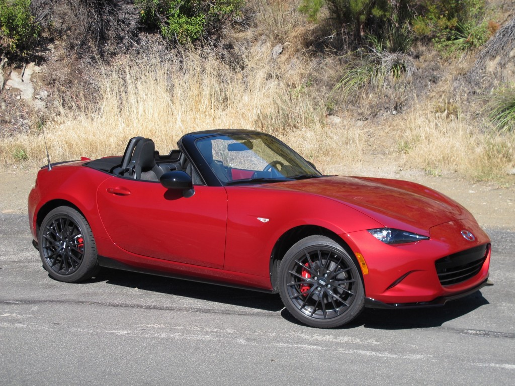 Amazing 2016 Mazda MX5 Miata Video Road Test