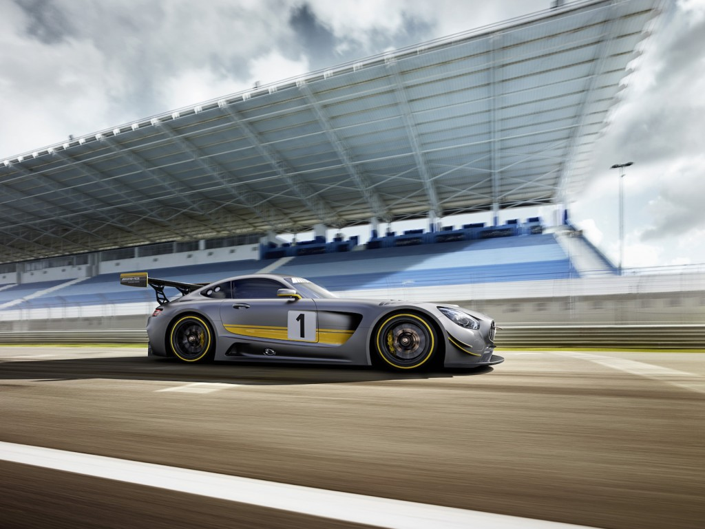 2016 mercedes amg gt3 hits the n rburgring video for Mercedes benz race
