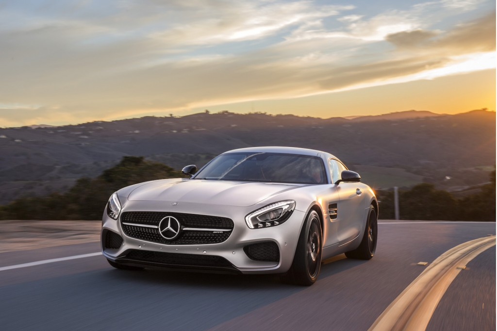 2016 mercedes benz amg gt s first drive page 2. Black Bedroom Furniture Sets. Home Design Ideas