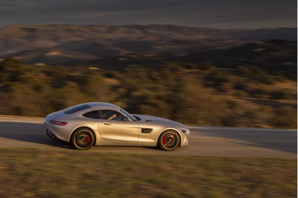 2016 mercedes amg gt s priced from 130 825 tamer gt for 2016 mercedes benz amg gt