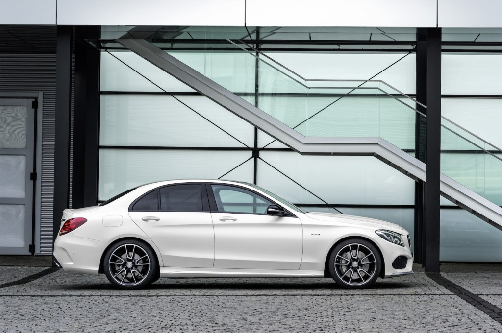 Image 2016 mercedes benz c450 amg 4matic size 1024 x for 2016 mercedes benz c450 amg 4matic