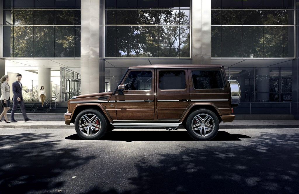 2016 mercedes benz g class benefits from new v 8 chassis upgrades. Black Bedroom Furniture Sets. Home Design Ideas