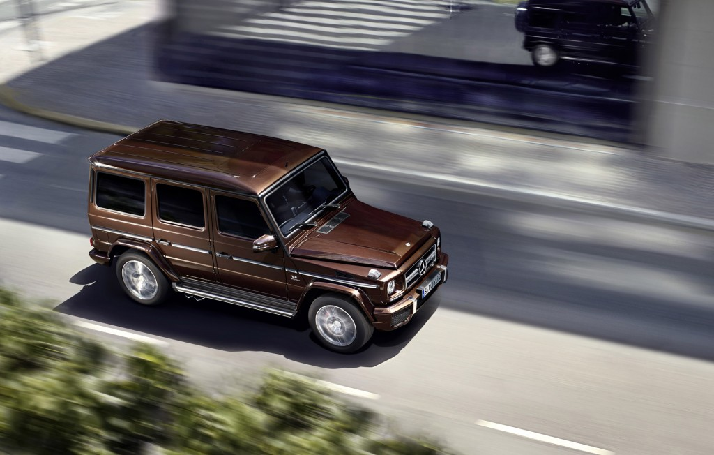 2016 mercedes benz g class benefits from new v 8 chassis for Mercedes benz r class 2016