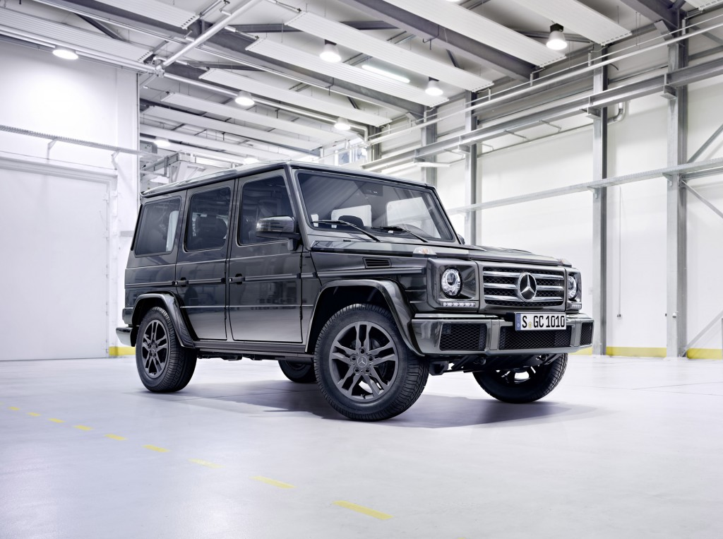 2016 mercedes benz g class benefits from new v 8 chassis. Black Bedroom Furniture Sets. Home Design Ideas
