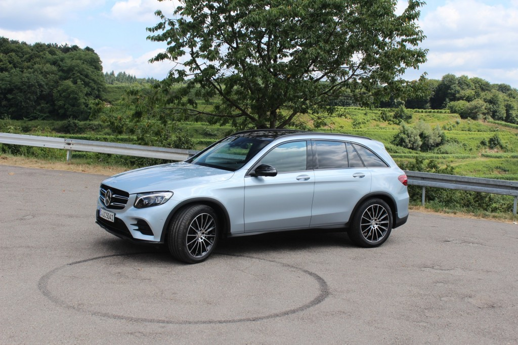 2016 mercedes benz glc first drive. Black Bedroom Furniture Sets. Home Design Ideas