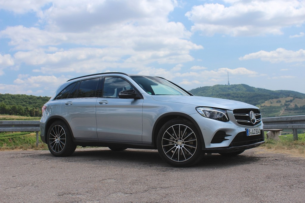 2016 mercedes benz glc first drive page 2 for 2016 mercedes benz glc class