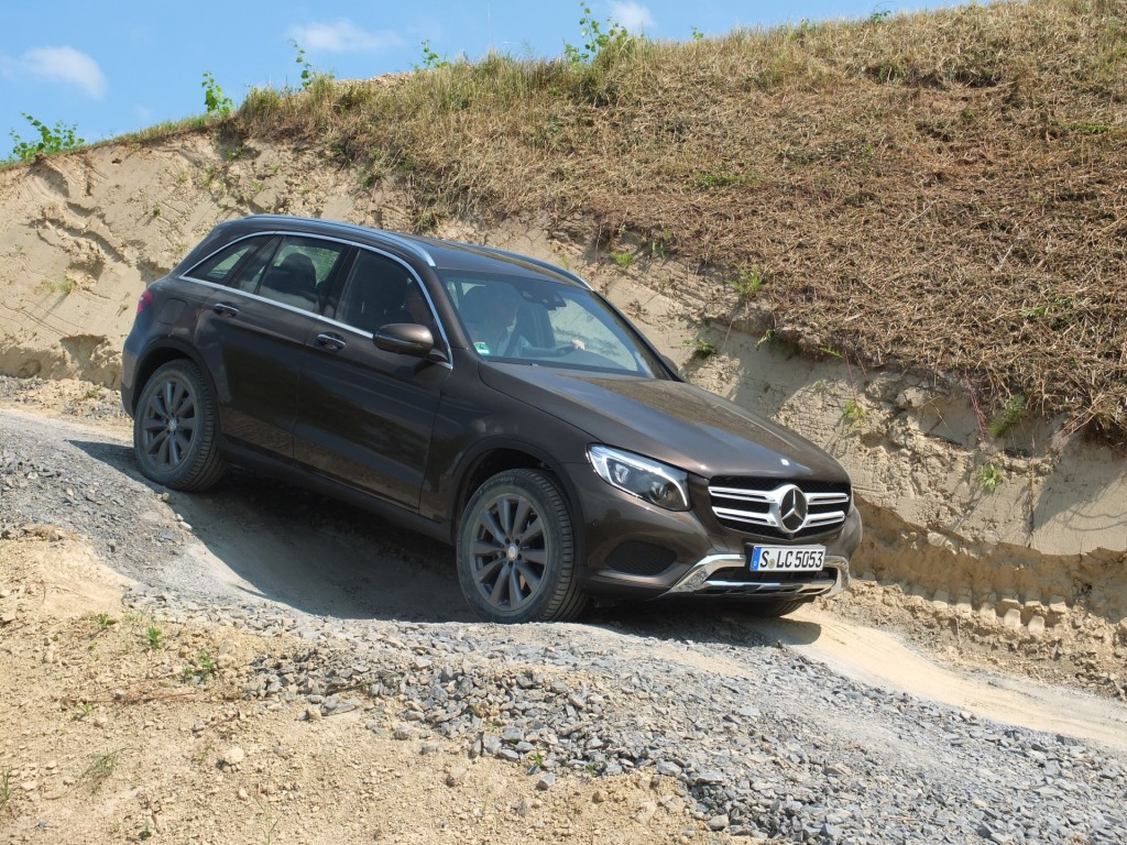 2016 mercedes benz glc u s won 39 t get off road package for 2016 mercedes benz glc
