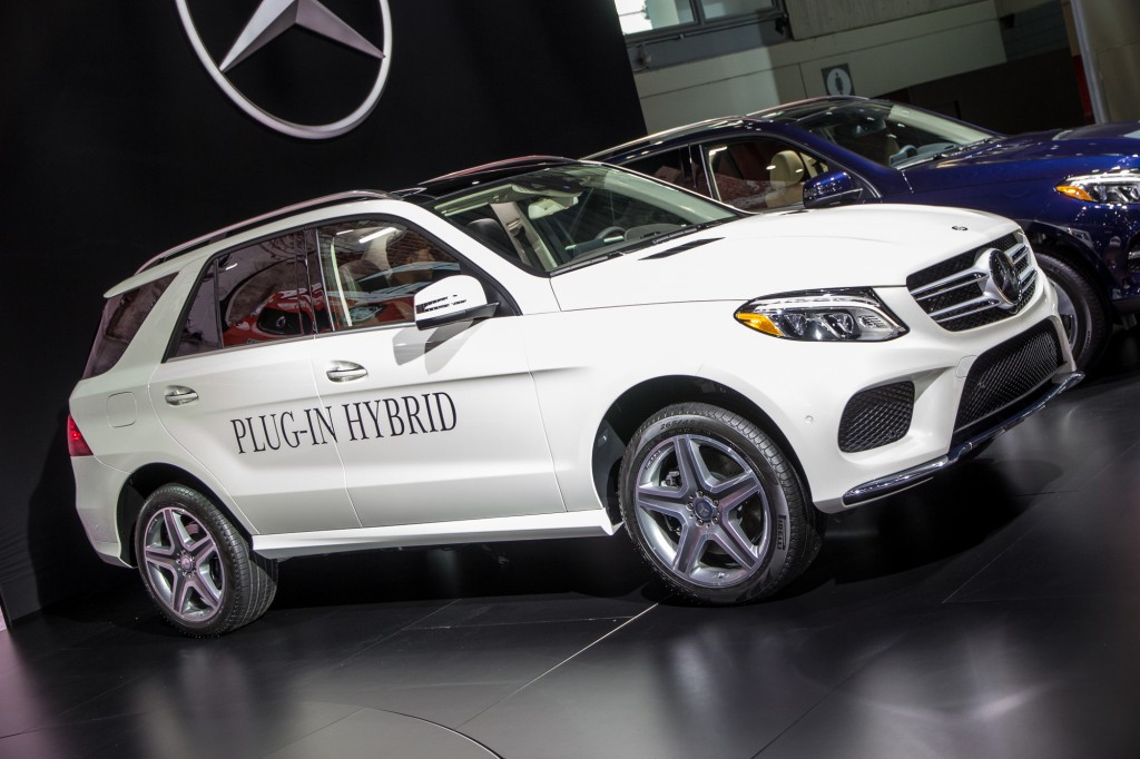 2016 mercedes benz gle puts the m class out to pasture. Black Bedroom Furniture Sets. Home Design Ideas